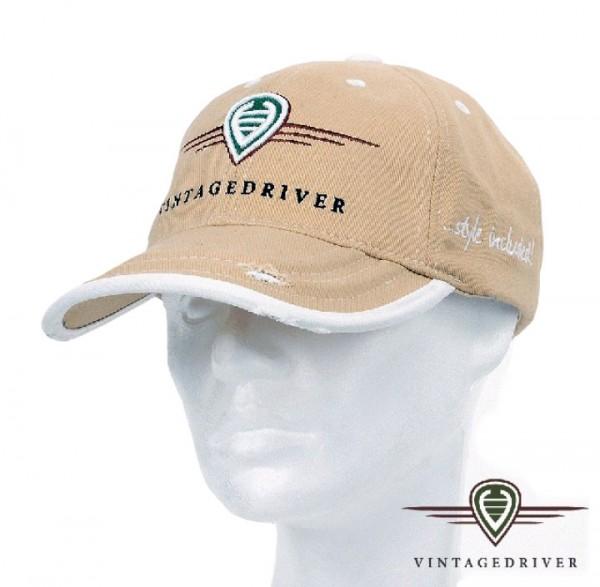 Mütze Vintage Driver