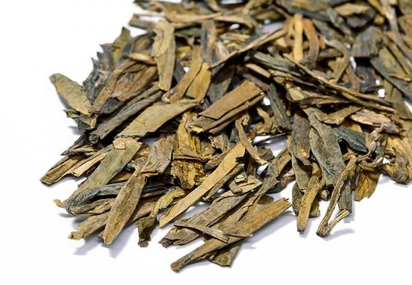 LUNG CHING grüner Tee